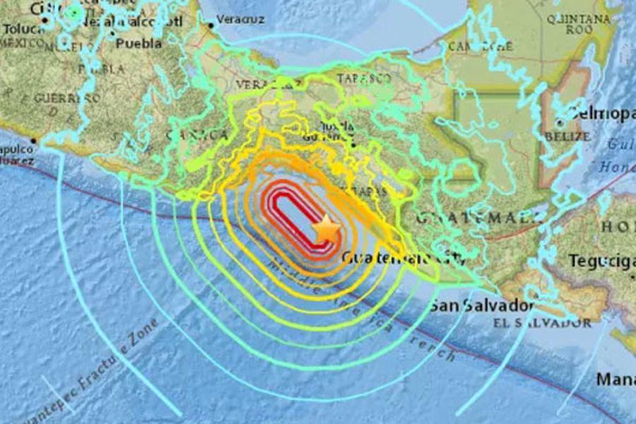 ¿Es posible que el terremoto en México afecte a Chile? - La Tercera