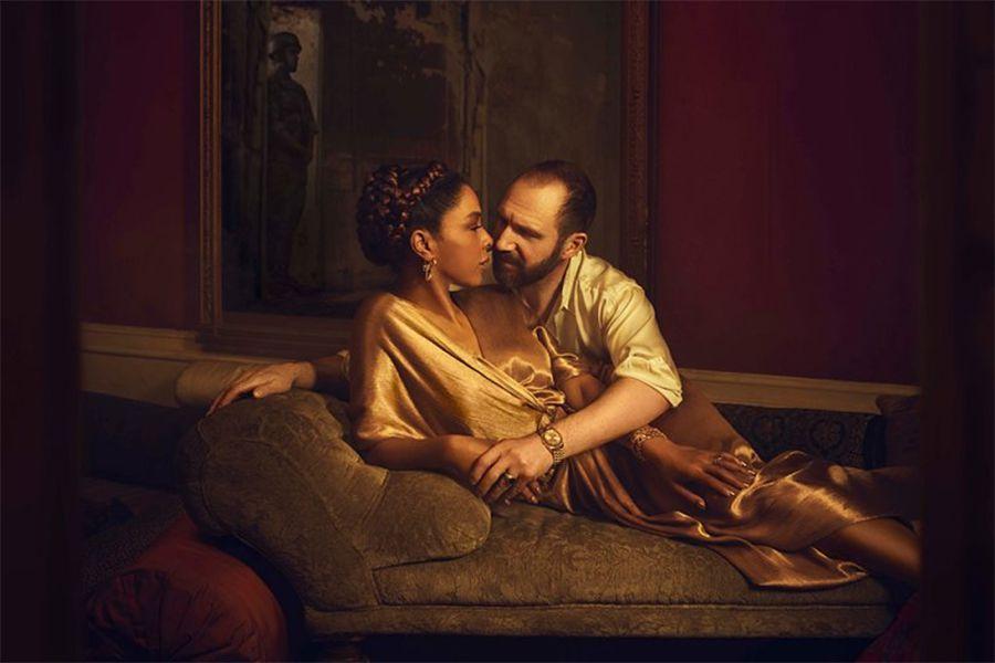 Antony & Cleopatra Ralph Fiennes Teatro Nescafé