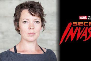 Olivia Colman negocia para sumarse a la serie de Invasión Secreta