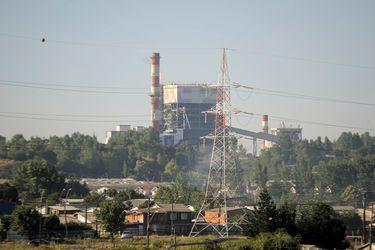 Enel detiene operaciones de central termoeléctrica Bocamina 2 debido a huelga de sus trabajadores