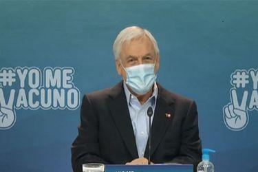 Piñera contacta a timoneles de Chile Vamos y les transmite decisión de postergar elecciones para mayo