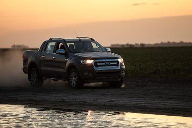 La Ford Ranger 2019 luce toda su herencia de fuerza y durabilidad