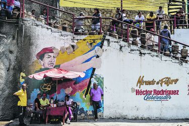 In The Caracas Slums That Loved Chavez Maduro Is Now Despised (45452265)
