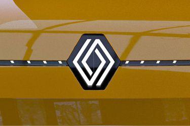 Renault presenta su nuevo emblema y deja el rombo con una imagen más retro