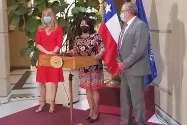 Senadores DC formalizan apoyo a la candidatura presidencial de Ximena Rincón