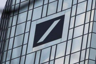 Deutsche Bank AFP
