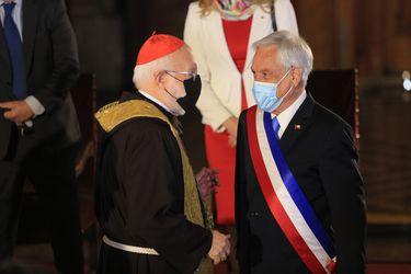"""""""La ley tiene que proteger a todas las familias"""": Piñera responde a postura de la Iglesia sobre matrimonio igualitario tras Te Deum Ecuménico"""