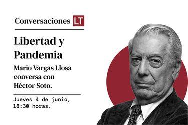 Libertad y Pandemia con Mario Vargas Llosa