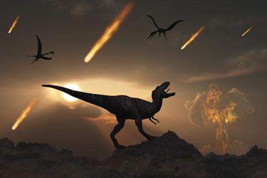 dinosaurios extincion