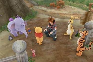 China censuró tráiler de Kingdom Hearts 3 centrado en Winnie the Pooh