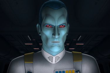 Rumor: Lucasfilm estaría buscando a un actor para interpretar a Thrawn en una serie live-action de Star Wars