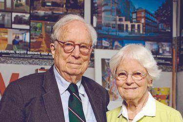 Muere Robert Venturi, un ícono de la arquitectura