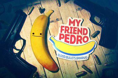 'My Friend Pedro' llegará el 2 de abril a PS4