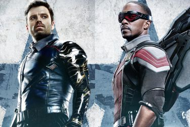 Sam, Bucky, Sharon Carter y Zemo protagonizan los nuevos pósters individuales de The Falcon and The Winter Soldier