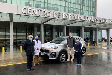 Automotora Berríos y su compromiso frente a la pandemia