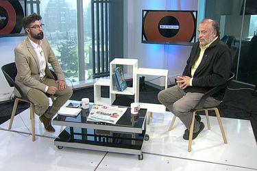 """#LTenVivo: Gonzalo Justiniano nos habla de """"Cabros de Mierda"""""""