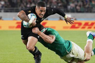Los All Blacks se imponen a Irlanda y enfrentarán a Inglaterra en semifinales