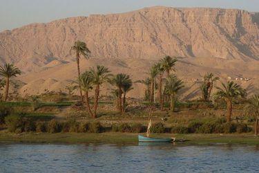 Altos niveles de sal en el Nilo dejarían inhabitable a parte de África