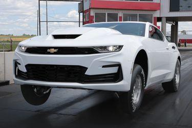 El V8 más grande de Chevrolet está de regreso para animar al adrenalínico COPO Camaro