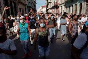 Columna de Patricio Fernández: Estallido social en Cuba