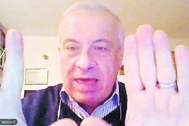 """El retorno de Mañalich: """"Estamos viviendo en una dictadura sanitaria"""""""