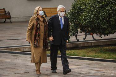 Presidente Piñera y Primera Dama comienzan cuarentena preventiva por contacto estrecho con Covid-19