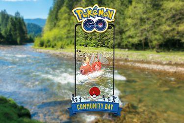 Magikarp será el protagonista del próximo Día de la Comunidad en Pokémon Go