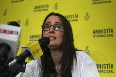 """""""Tenemos un gobierno que actúa como si el estallido social nunca hubiera sucedido"""": Amnistía Internacional presenta informe anual sobre la situación de los DD.HH en Chile"""