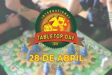 El Tabletop Day 2018 ya tiene su sede central en Santiago