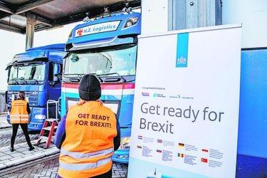 A un mes del Brexit: Los problemas entre Londres y Bruselas