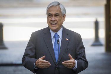 """Piñera y reforma de pensiones:  """"Yo realmente no puedo creer que el Congreso no preste su apoyo mejorando el proyecto"""""""