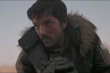 La serie de Cassian Andor estará ambientada 5 años antes de Rogue One