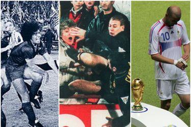 Diez veces en que leyendas del fútbol perdieron la cordura en la cancha