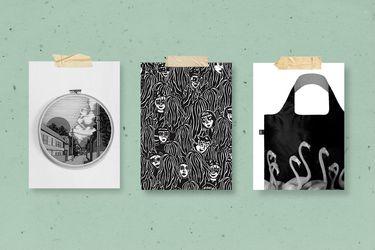 Tiempo libre: Esta semana recomendamos una cuenta de Instagram de bordados, un libro y unas bolsas reciclables estampadas