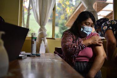 Romopulli: la comunidad mapuche donde comenzó la vacunación de CanSino para localidades más aisladas