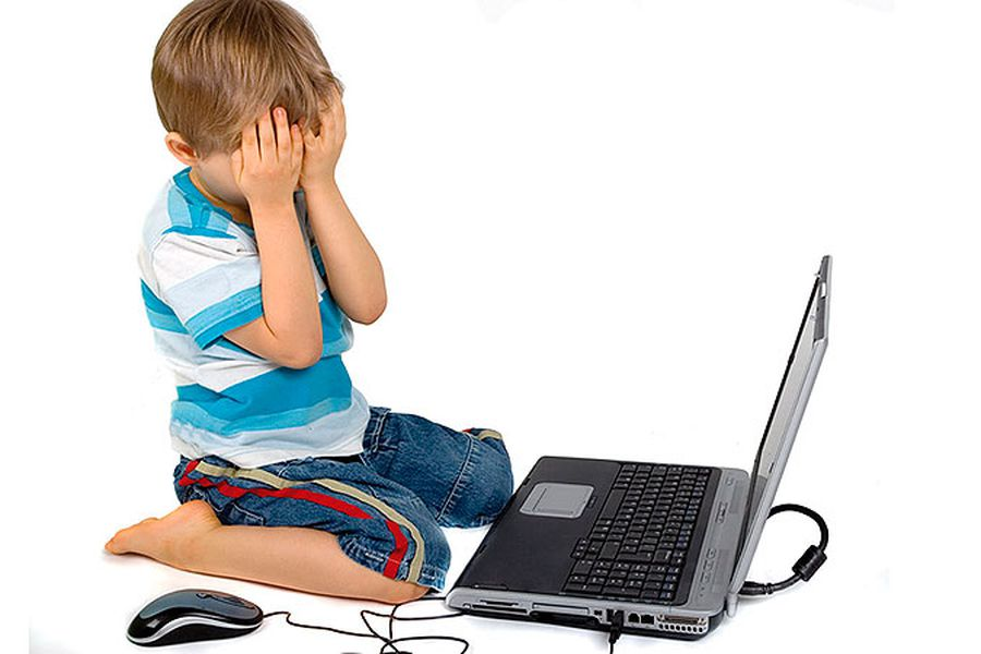 internet niños