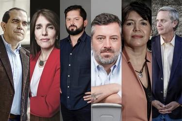 Aprueban, rechazan, o condicionan al IFE: la postura de los candidatos presidenciales sobre un cuarto retiro del 10% de las AFP