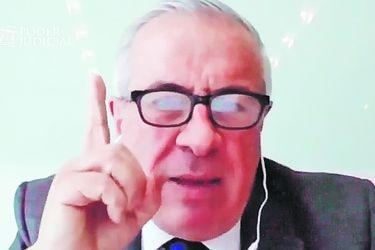 """Jaime Mañalich: """"No hubo un sistema de registro paralelo, ni sui géneris, ni ninguna expresión burlona"""""""