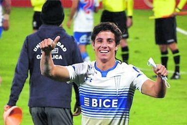 """Clemente Montes: """"No estoy ni cerca de ser Messi, pero quiero trabajar para forjarme mi propio nombre"""""""