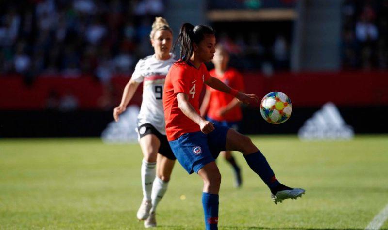 Chile enfrentará a Alemania en un duelo preparativo para los Juegos Olímpicos de Tokio 2020.