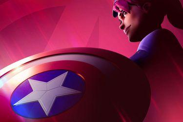 El Capitán América llegaría a Fortnite