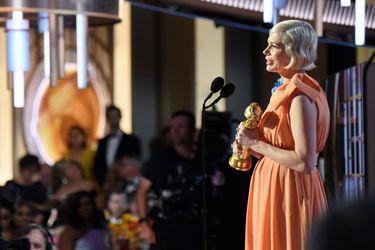 Globos de Oro: el encendido discurso feminista de Michelle Williams