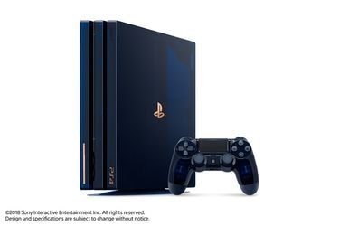 PlayStation anuncia edición especial de PS4 Pro por superar los 500 millones de ventas