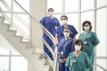 Liderazgo femenino en pandemia: Mujeres en primera línea de la salud