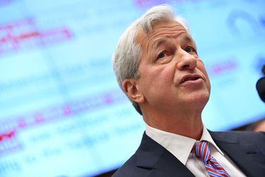 El CEO de JPMorgan, Jamie Dimon, proyecta un momento dorado para la economía estadounidense
