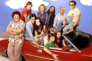 Netflix está desarrollando un spin-off de That '70s Show llamado That '90s Show
