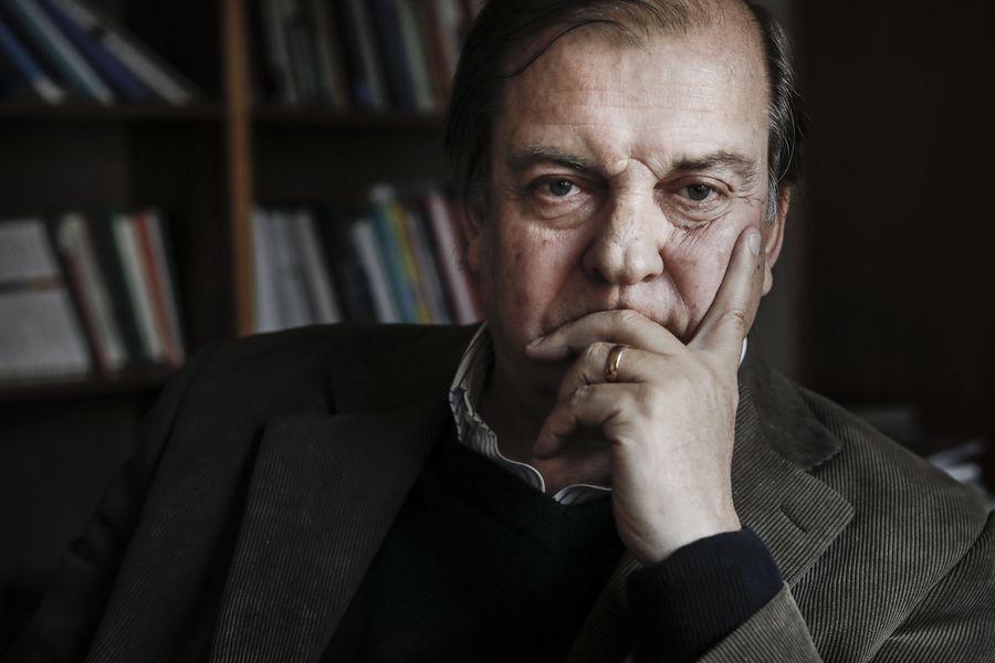 Francisco Vidal. Foto: Roberto Candia.