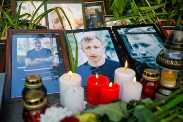 Hallazgo de opositor bielorruso ahorcado en Ucrania eleva presión sobre régimen de Lukashenko