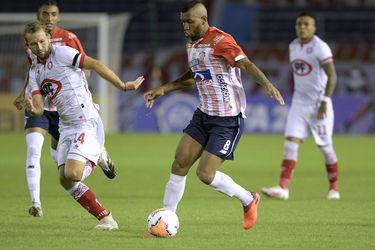 """Cordero: """"Tenemos que pensar en lo positivo de marcar un gol de visita"""""""