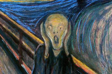 """Develan mensaje oculto en """"El grito"""" de Edvard Munch"""